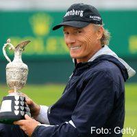 Bernhard Langer gewinnt Senior British Open